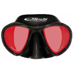 MASQUE e-visio 2 Carbon Red FLASH EPSEALON