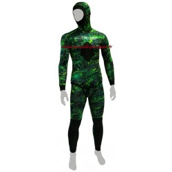 Veste 3 mm GREEN FUSION EPSEALON
