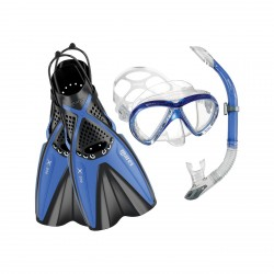 Set PMT X-ONE Bleu MAREA MARES